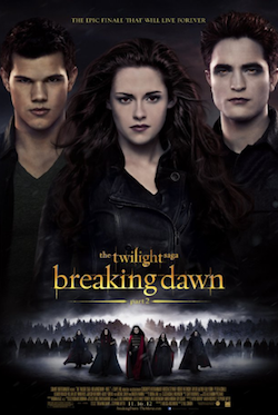 Final 'Twilight Saga' Film Flies Off the Shelves