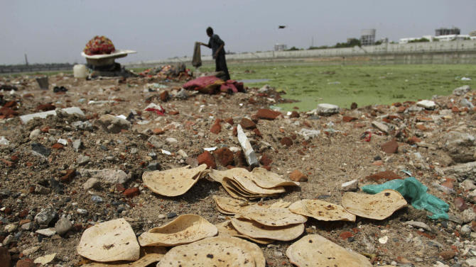 UN: One-third of food worldwide gets wasted