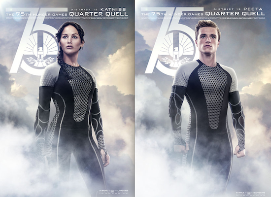 Comic-Con: 'Hunger Games: Catching Fire' Stars, Including Jennifer Lawrence, Confirmed for Panel