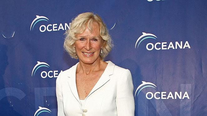 Glenn Close attends the Oceana Seachange Summer Party held on August 22, 2009 in Laguna Beach, California.
