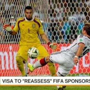 Should Sponsors Take Stronger Stance Over FIFA Scandal?