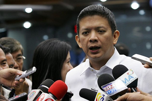 File Photo: Chiz Escudero (NPPA Images)