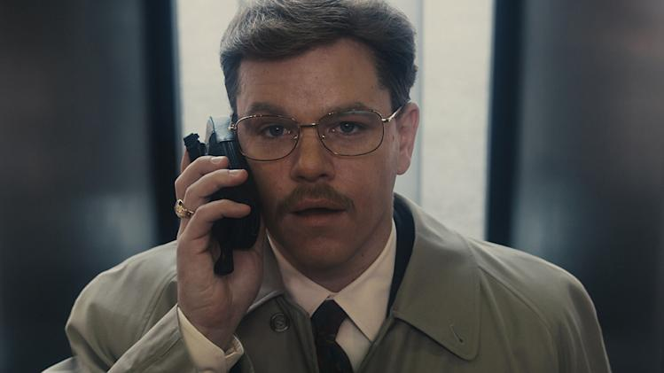 The Informant Production Photos 2009 Warner Bros. Matt Damon