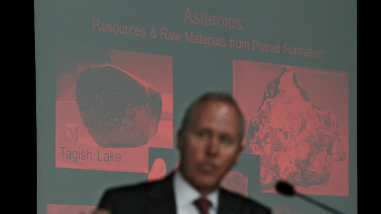 Asteroids may yield precious metals, cosmic riches - Yahoo ...