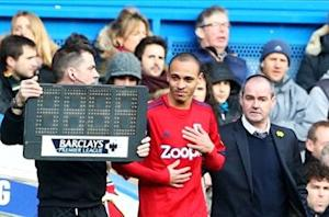 Odemwingie expects West Brom exit