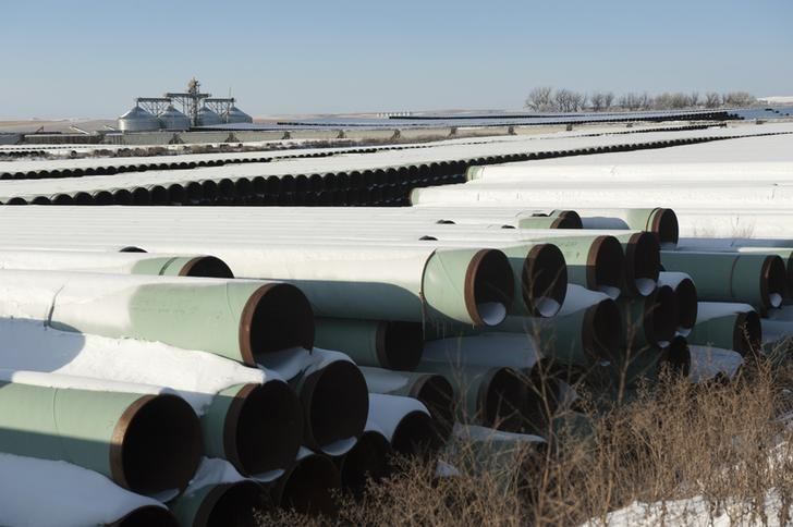 TransCanada formally seeks NAFTA damages in Keystone XL rejection