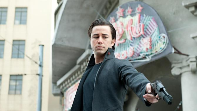 """This film image released by Sony Pictures shows Joseph Gordon-Levitt in a scene from the action thriller """"Looper."""" (AP Photo/Sony Pictures Entertainment)"""