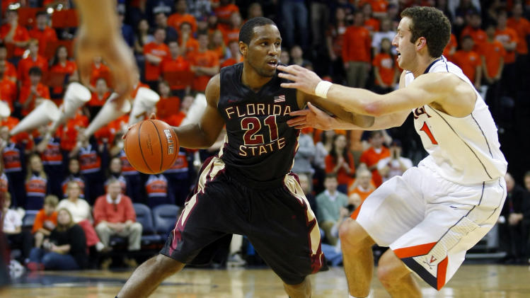 NCAA Basketball: Florida State vs Virginia