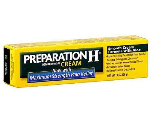 Preparation H ... For Your Face