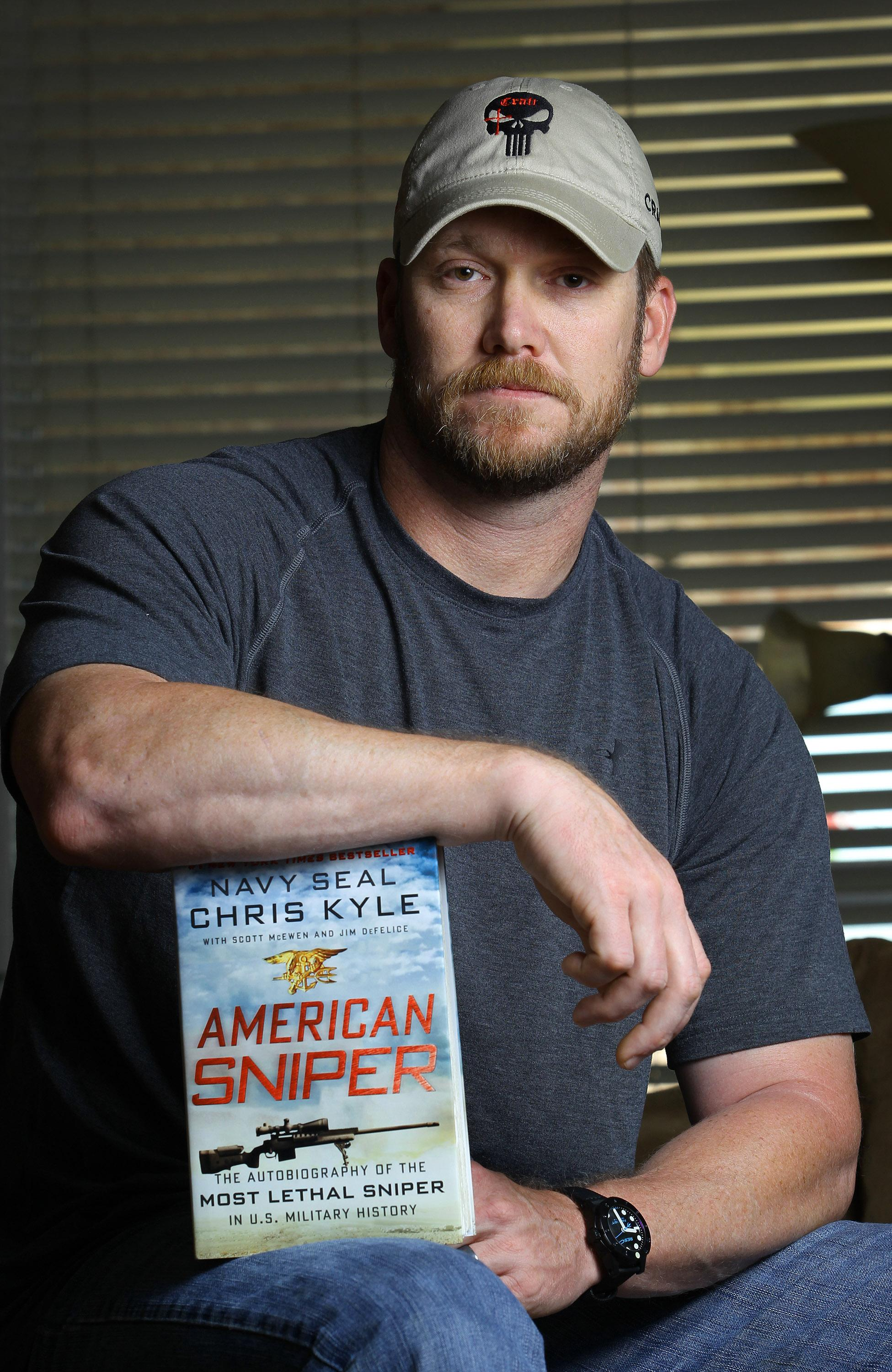 Ventura won't see 'American Sniper'; says Kyle is no hero