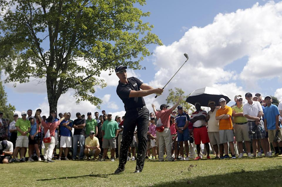 Stenson wins Tour Championship and $10M FedEx Cup