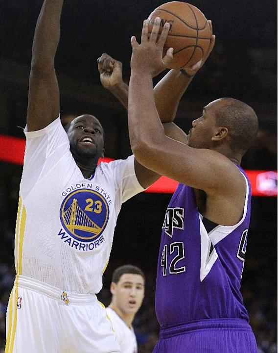 Warriors beat Kings 98-87