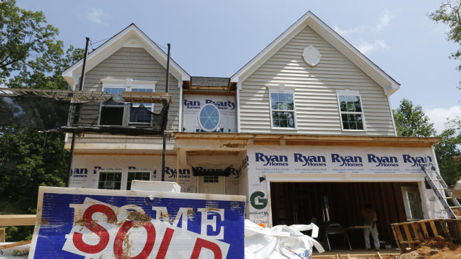 US new-home sales rebound in July