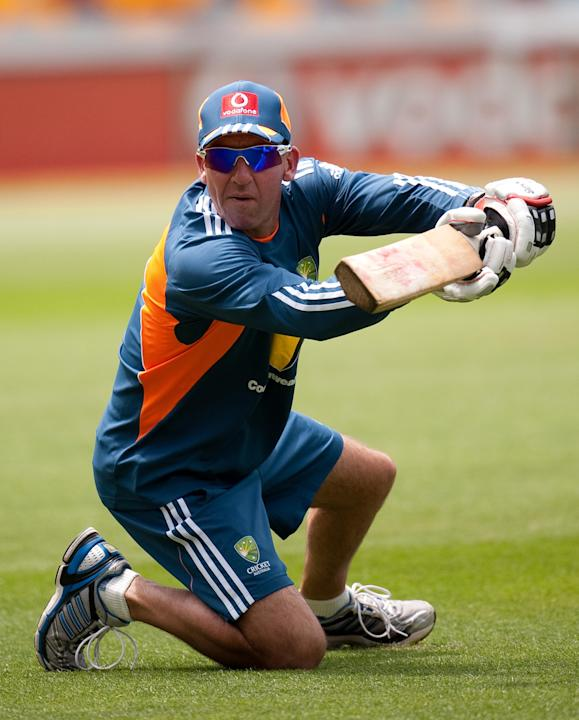 Cricket - Tim Nielsen File Photo
