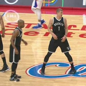 State Farm Audio Assist: Nets and Clippers