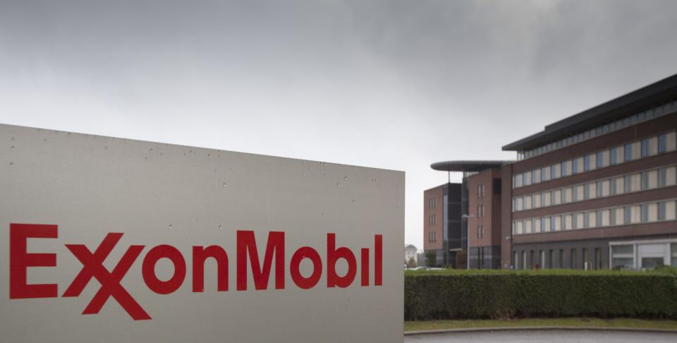 ExxonMobil executive gunned down in Belgium