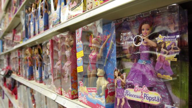 Mattel 1Q profit rises, Monster High sales climb