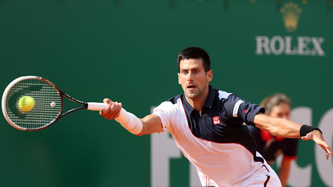 Djokovic ready to return from wrist injury in Rome