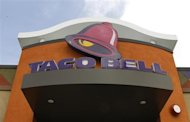A Taco Bell restaurant is pictured in Burbank, California April 19, 2011. REUTERS/Fred Prouser