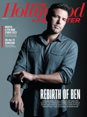 THR Cover: Confessions of Ben Affleck