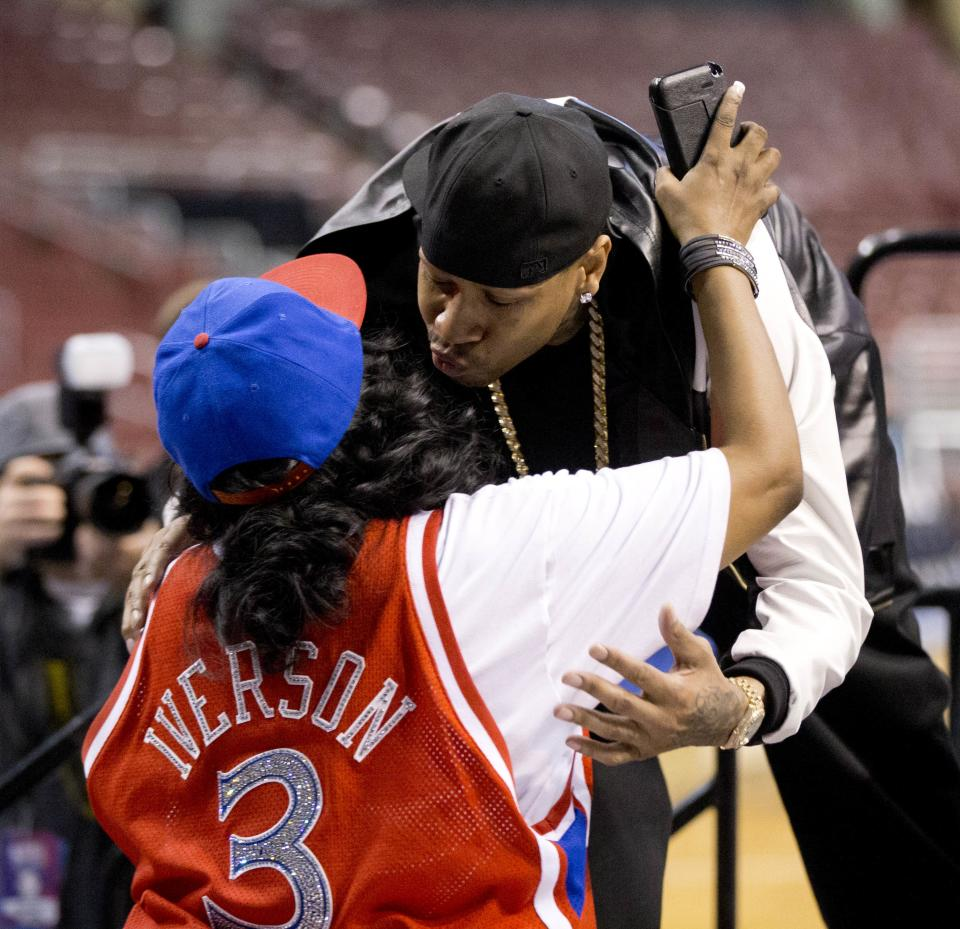 Saying goodbye: Allen Iverson retires from NBA