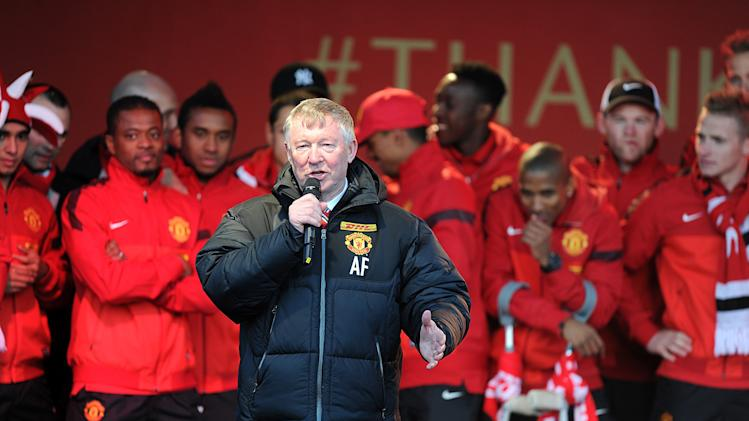 Soccer - Sir Alex Ferguson File Photo