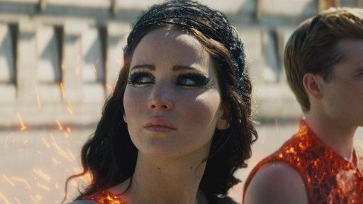 Scorching Final 'Catching Fire' Trailer