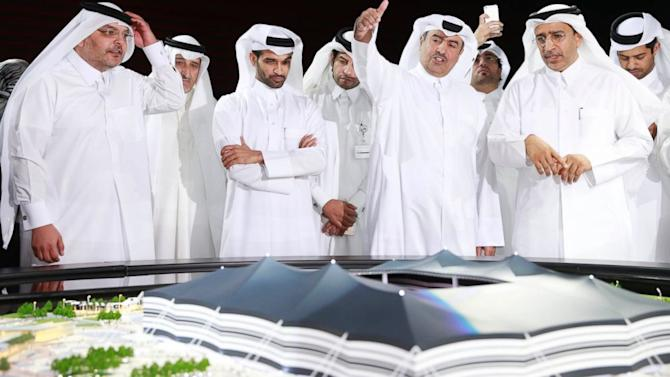 Heat Rises on Corruption Allegations in Qatar World Cup Bid