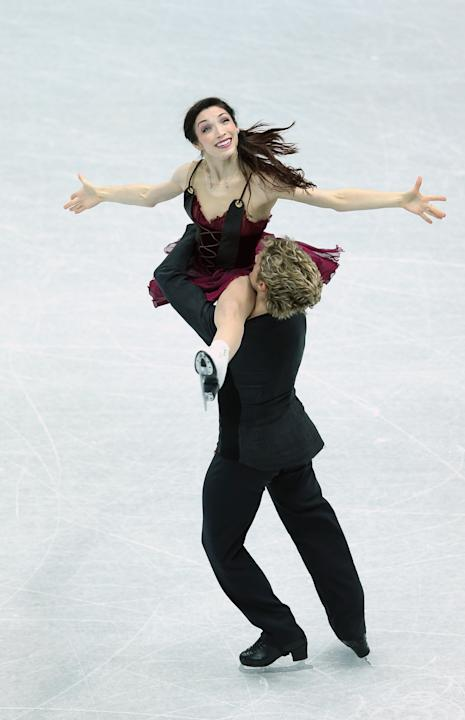 ISU Grand Prix of Figure Skating Final 2012 - Day Three