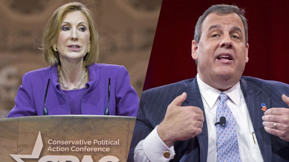 Carly Fiorina Ends Presidential Bid, Chris Christie Expected to Follow