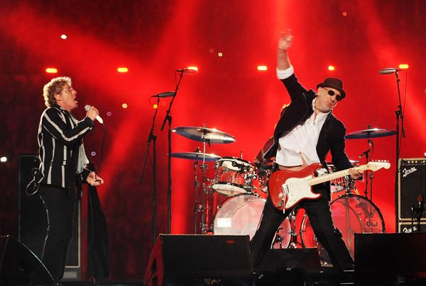 The Who Join Grammy Nominations Concert Lineup