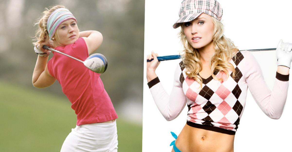 9 Most Beautiful Female Golfers, #4 Is Going Viral