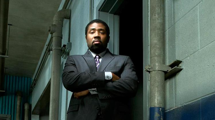 Cress Williams joins the cast as Wyatt on Prison Break.