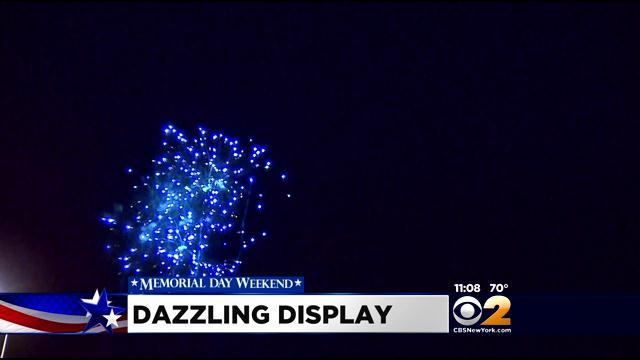 Crowds Wowed By Memorial Day Weekend Fireworks At Asbury Park