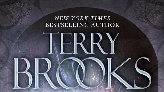 "This book cover image released by Ballantine Del Rey shows ""Wards of Faerie: The Dark Legacy of Shannara""  by Terry Brooks. (AP Photo/Ballantine Del Rey)"
