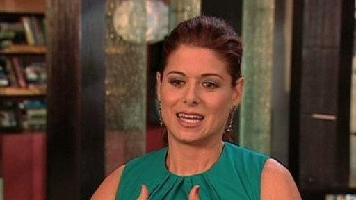 Debra Messing on Friendship