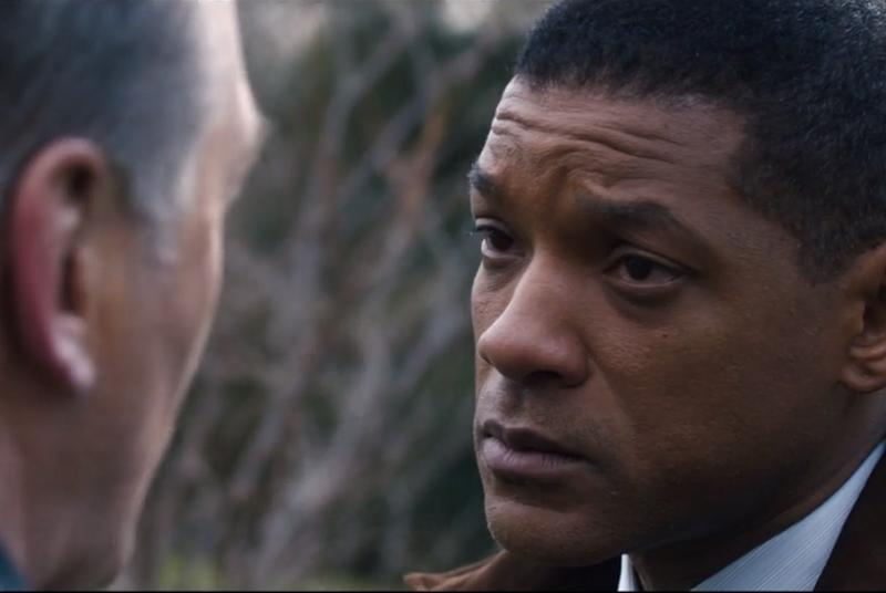 It's Will Smith vs. the NFL in the first trailer for Concussion