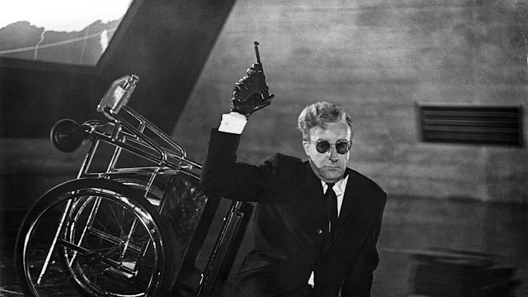100 funniest movies to see before you die, Dr. Strangelove