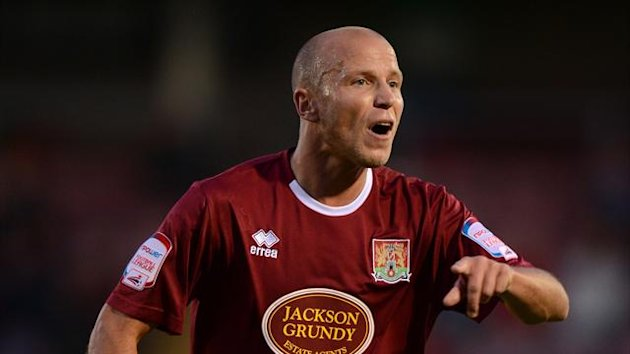 Luke Guttridge, Northampton Town