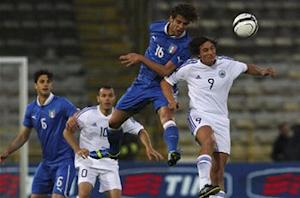 Italy 4-0 San Marino: Pirlo provides highlight of easy win for Azzurri