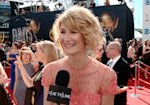 Video: Laura Dern Buzzes (Elegantly) About the Late, Great Enlightened