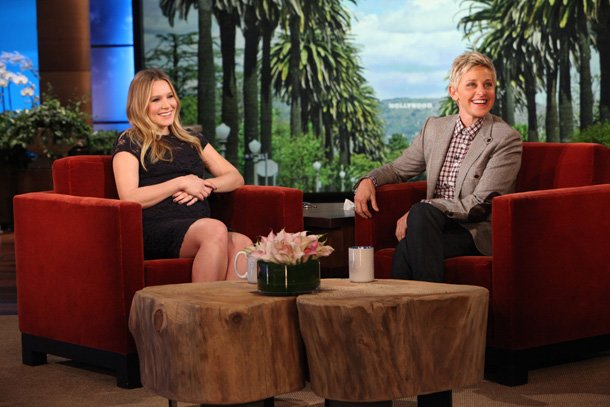 Kristen Bell's Delivery Room Must-Haves? Whiskey and a Baseball ...