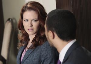 Sarah Drew Mourns Grey's Anatomy's Losses, Eyes April's Future: 'She's Going to Freak Out!'