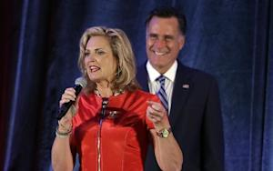 Ann Romney Wants You to Stop Being So Mean to Her Husband