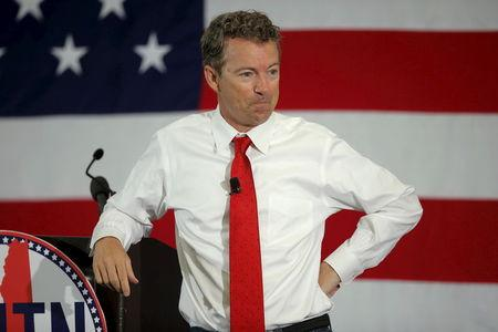 Paul, Graham clash on foreign-policy on U.S. campaign trail