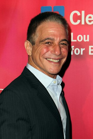 "FILE - In a Saturday, Feb. 18, 2012 file photo, actor Tony Danza arrives at the Keep Memory Alive 16th Annual ""Power of Love Gala"" honoring Muhammad Ali with his 70th birthday celebration, in Las Vegas. After starring in a reality TV show at a Philadelphia high school, Danza says he is disheartened by the reality of major district budget cuts this year. To help, Danza is hosting a fundraising talent show at Northeast High School in Philadelphia on Thursday evening, Feb. 23, 2012. District officials are facing a $715 million deficit and have cut hundreds of positions and many programs. They must still cut nearly $39 million by June. (AP Photo/Jeff Bottari, File)"