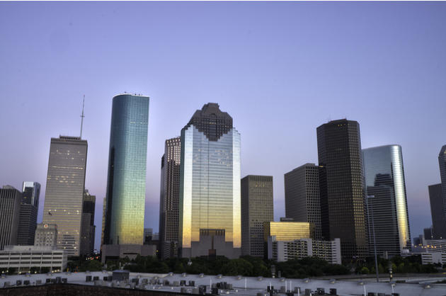 5. Houston, Texas (50 points)