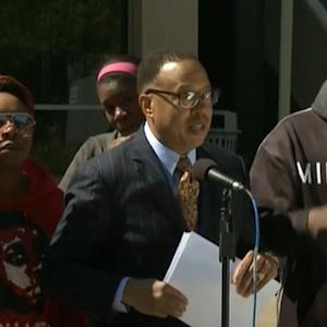 Mike Brown's Lawyer: Darren Wilson Started 'Hands Up, Don't Shoot'