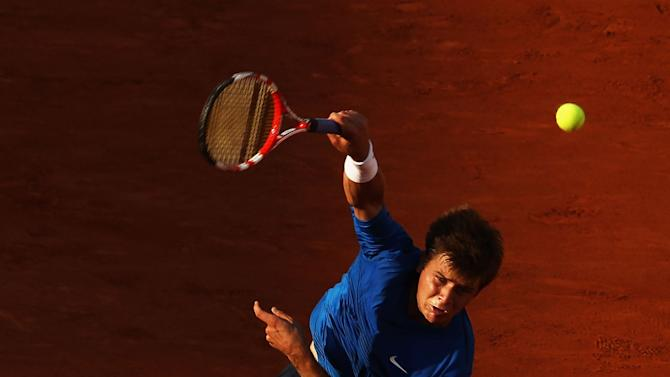 2012 French Open - Day Two