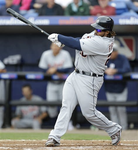 Verlander goes 3 perfect innings, Mets top Tigers
